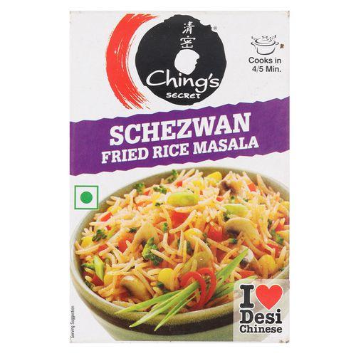 Chings Masala - Schezwan, 50 gm Pouch
