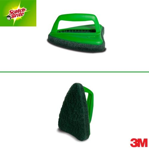 Buy Scotch Brite Jet Scrubber Brush 1 Pc Online At Best