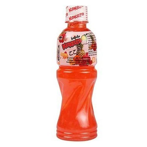 Kokozo Fruit Juice - Mixed Fruit (Orange, Pineapple, Strawberry, Pomegranate), 300 ml