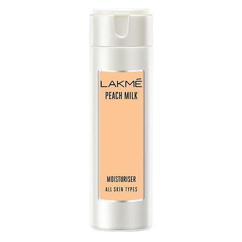 Buy Lakme Peach Milk Moisturizer Body Lotion 200 ml Bottle ...