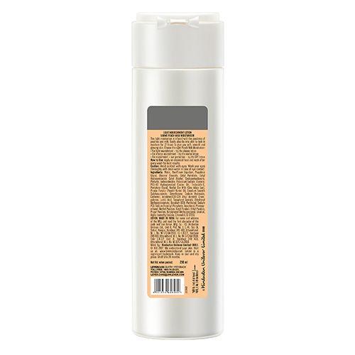 Lakme Peach Milk Moisturizer Body Lotion, 200 ml Bottle