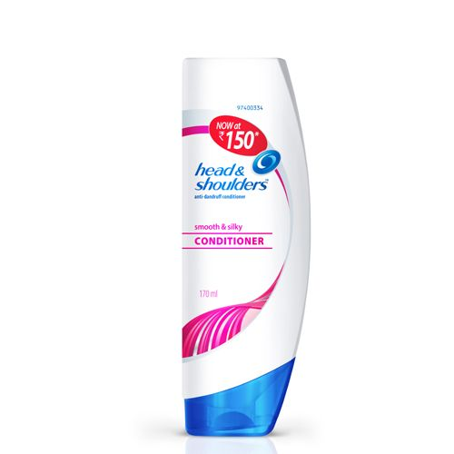 Head & Shoulder Anti-Dandruff Conditioner - Smooth & Silky, 170 ml