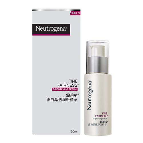 Neutrogena Fine Fairness Brightning Serum, 30 ml