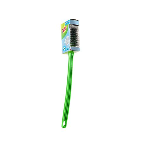 Scotch brite Double Sided Toilet Brush, 1 pc