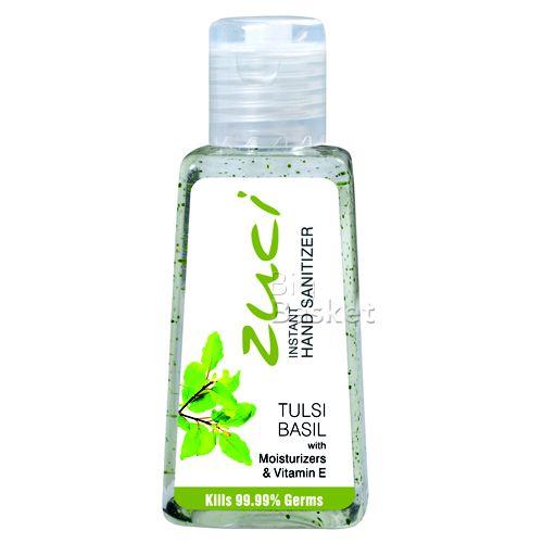 Zuci Instant Hand Sanitizer - Tulsi Basil, 30 ml