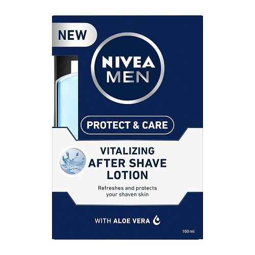 Nivea Protect & Care Vitalising After Shave Lotion, 100 ml