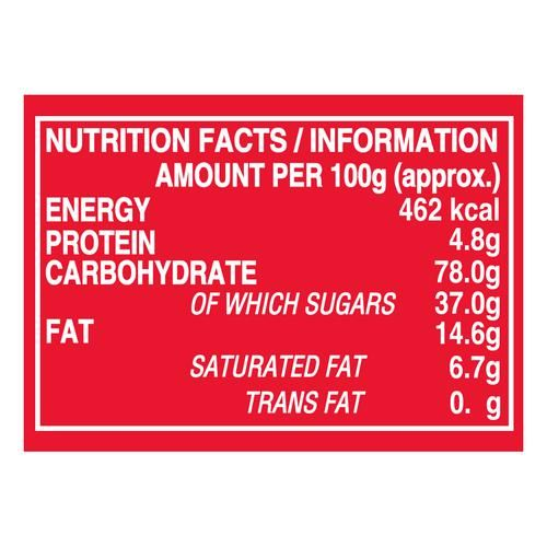 Parle Sandwich Biscuits Fab - Jam In Fruit Flavour, 150 g Pouch