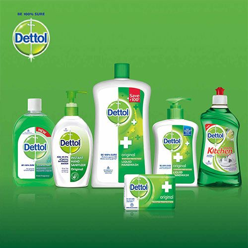 Dettol Germ Protection Body Wash - Cool, 250 ml