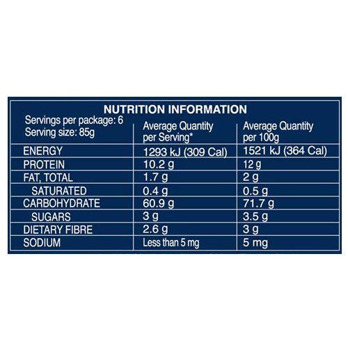 Barilla Durum Wheat Pasta - Fusilli, 500 g Carton