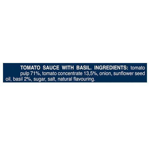 Barilla Pasta Sauce - Basilico, 400 gm Jar