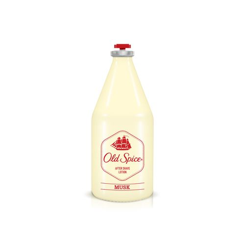Old Spice Musk After Shave Lotion, 150 ml