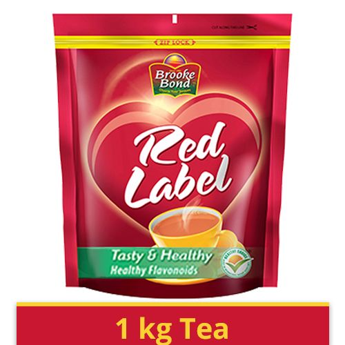 Red Label Tea 1 Kg Pouch: Buy Online At Best Price