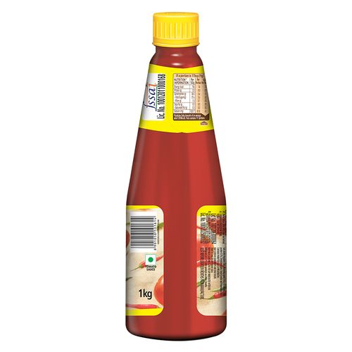 MAGGI  Sauce - Hot & Sweet (Tomato Chilli), 1 kg Bottle