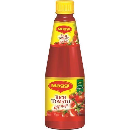 maggi tomato ketchup Maggi rich tomato ketchup maggi rich tomato ketchup 1 kg 1 kg glass bottle ₹139.