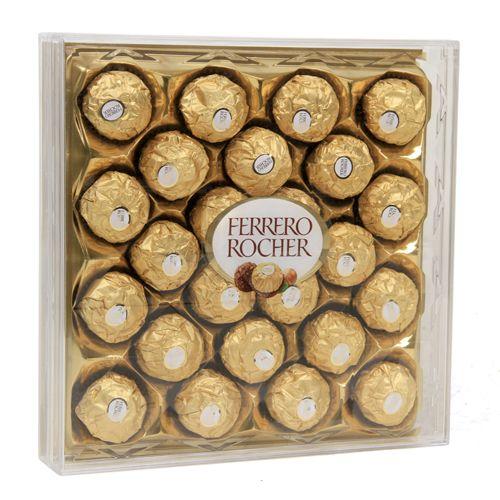 Ferrero Rocher Flourless Hazelnut Chocolate Cake