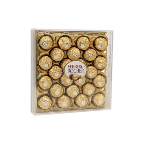 Ferrero Rocher - Chocolate (24 pcs), 300 gm Box By Bigbasket @ Rs.674.10