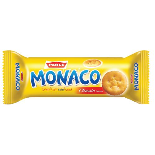 Parle Biscuits - Monaco Salted Snack, 6x75.4 g Multi Pack