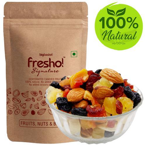 Fresho Signature Fruits, Nuts & Berries - Vegan, 2x50 g Multipack