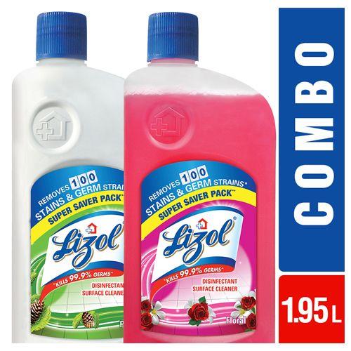 Buy Lizol Lizol Floor Cleaner Floral 975 Ml Lizol