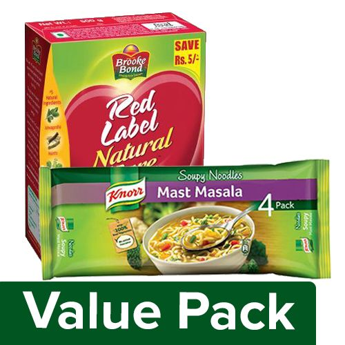 Natural Care 500 Gm + Knorr