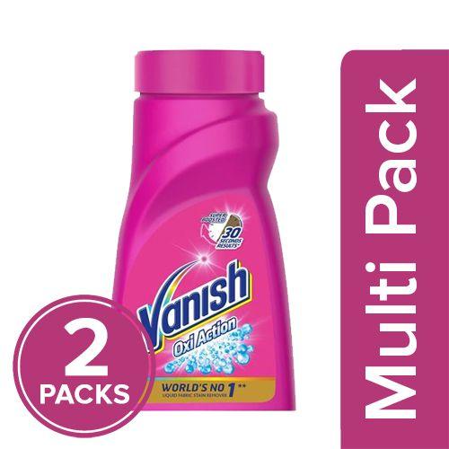 Vanish Stain Remover, 2x800 ml Multipack