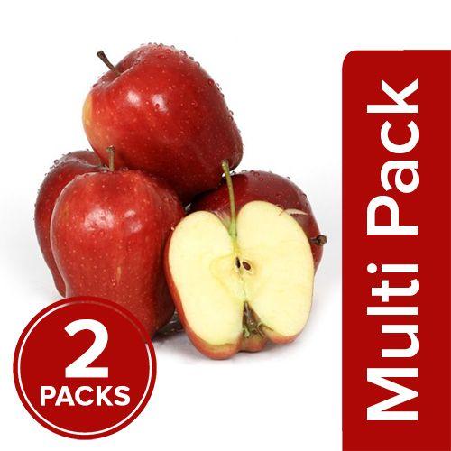 Fresho Apple - Red Delicious / Washington, Regular, 2x4 pcs