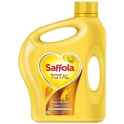 Saffola Total Edible Oil, 2x2 L Multipack