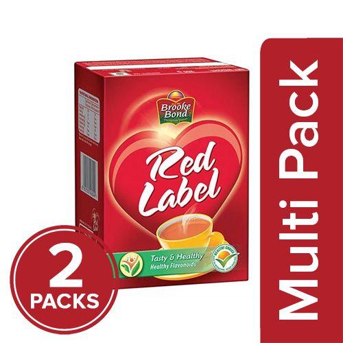 Red Label Tea, 2x250 gm Multipack