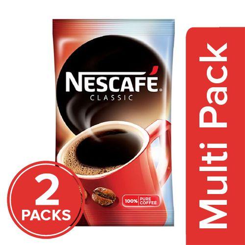 Nescafe  Coffee - Classic, 2x50 g Multipack