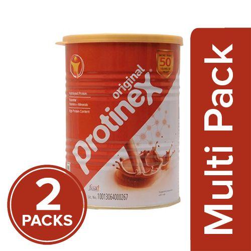 Protinex  Nutritional Supplement - High Protein, Original, 2x400 gm Multipack