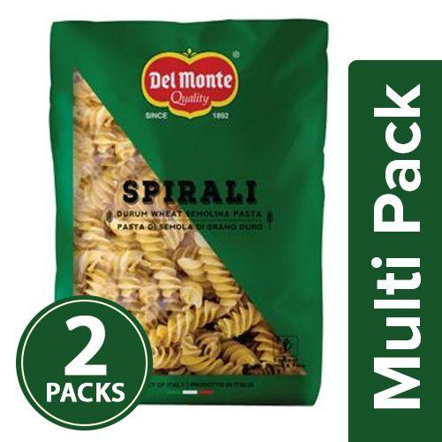 Del Monte Pasta - Spirali, 2x500 gm Multipack