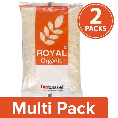 bb Royal Organic - Sugar, 2x2 kg Multipack