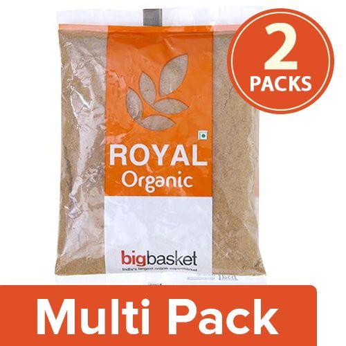 bb Royal Powder - Natural Rocksalt, 2x500 g Multipack