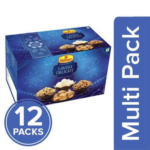 Haldirams  Lavish Delight, 12x1.1 kg Multipack
