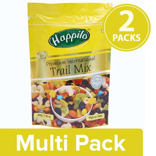 Happilo Trial Mix - Premium International, 2x200 g Multipack
