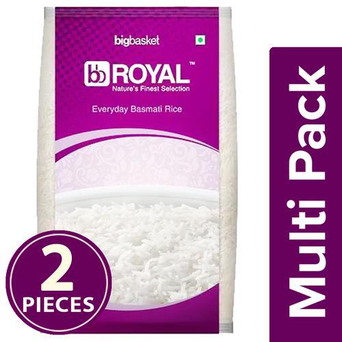 BB Royal Basmati Rice - Everyday, 2x5 Kg Multipack