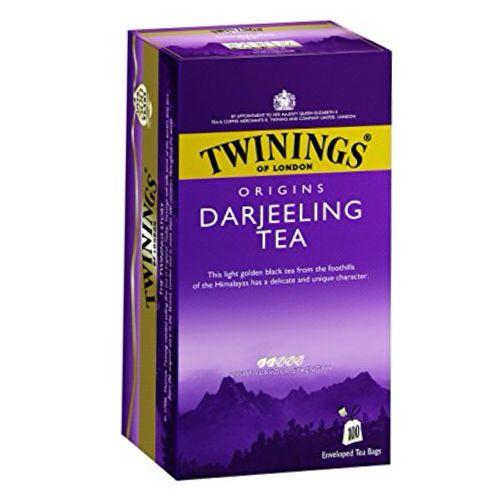 Twinings Tea - Origins Darjeeling, 100 pcs Carton