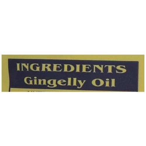 Idhayam Oil - Gingelly, 1 L Pouch