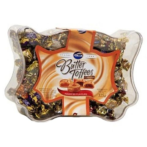 Arcor Butter Toffees Collection - Milk, 325 gm Box