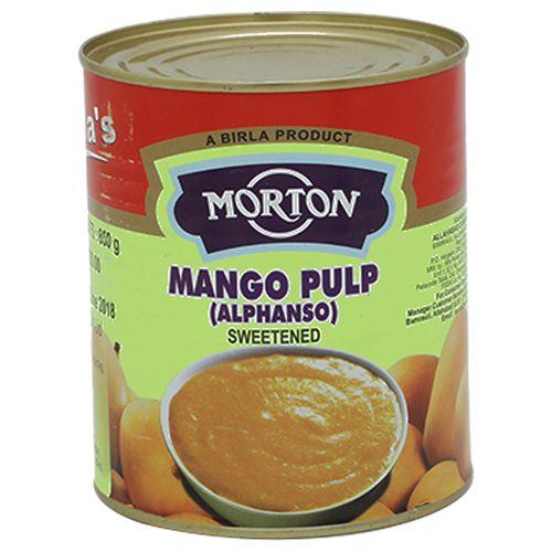 Morton Pulp - Alphonso Mango, 850 gm Tin