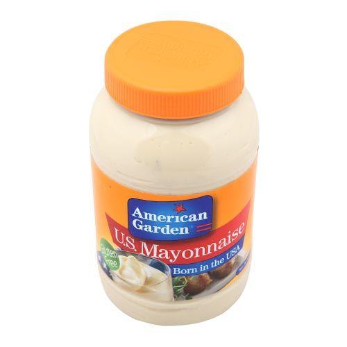 American Garden  U.S. Mayonnaise, 887 ml Bottle