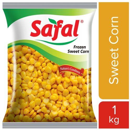 Safal Frozen - Sweet Corn, 1 kg Pouch