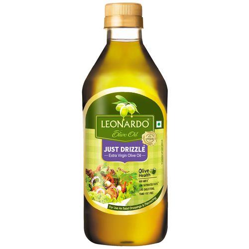 Leonardo Olive Oil - Extra Virgin, 500 ml Bottle