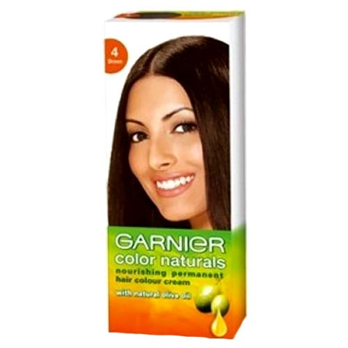 How To Use Garnier Color Naturals Cream