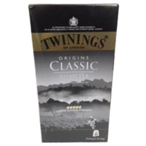 Twinings Tea Bags - Assam, 50 g (25 Bags x 2 g each)