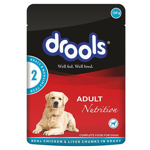 Buy Drools Complete Nutrition For Puppy Real Chicken Liver 100 Gm Online At Best Price Bigbasket