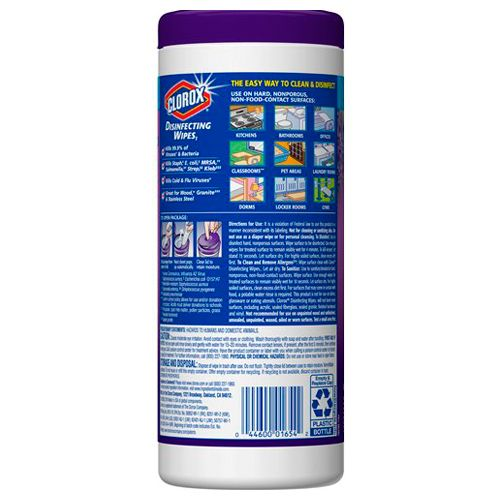 Clorox Disinfecting Wipes - Fresh Lavender, 35 pcs