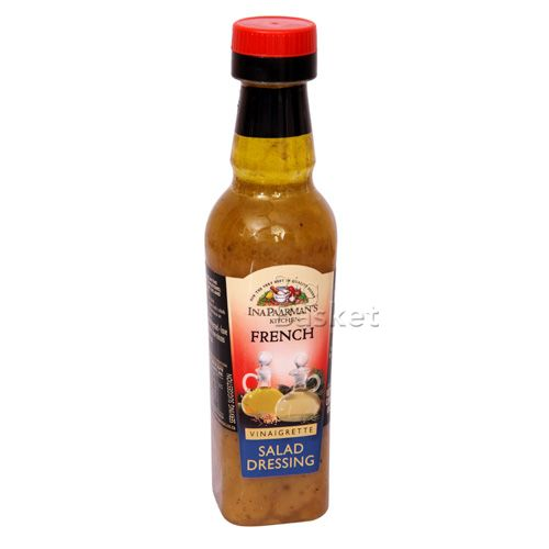 Ina Paarmans Kitchen Salad Dressing - French Vinaigrette, 300 ml Bottle