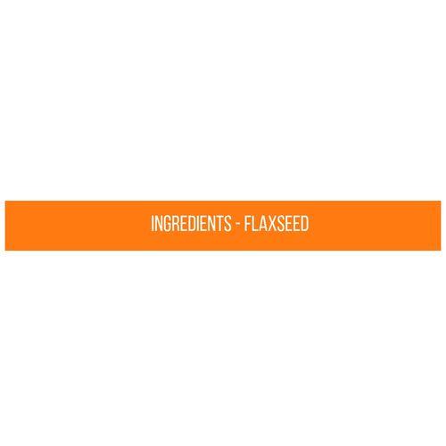 Safe Harvest Flaxseed - Pesticide Free, 200g
