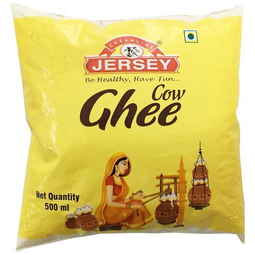 Jersey Cow Ghee, 500 ml